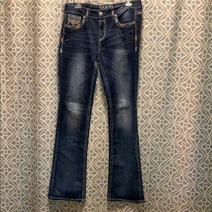 Grace jeans size 29 fits like 10 women's